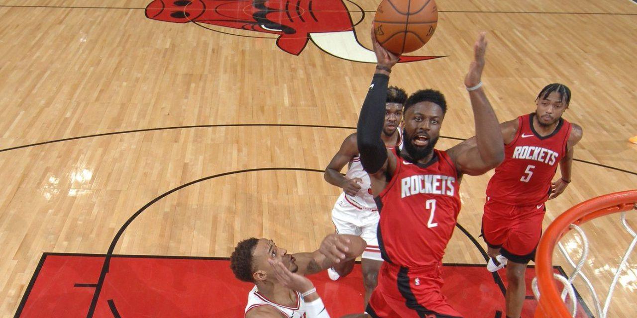 Review : Rockets – Bulls, pré-saison acte II