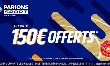 Parions Sport x Rockets Nation France : Les meilleures cotes de ce Houston-OKC !