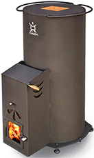 Rocket Stove model Lite