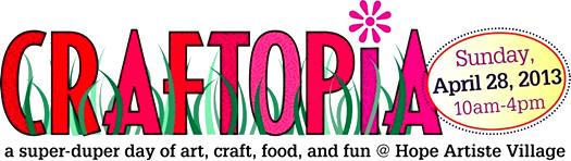 craftopia April 2013