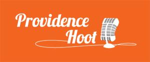 hoot orange background
