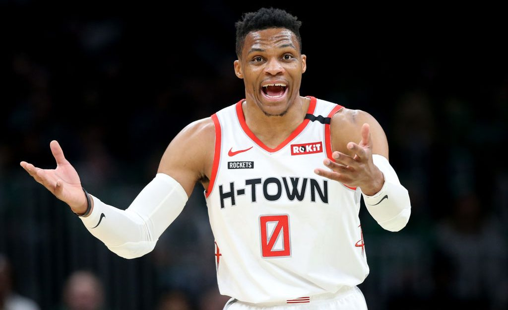 ESPN ranks Russell Westbrook as No. 42 player in NBA history
