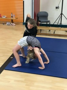 Children's Gymnastics in Leicester