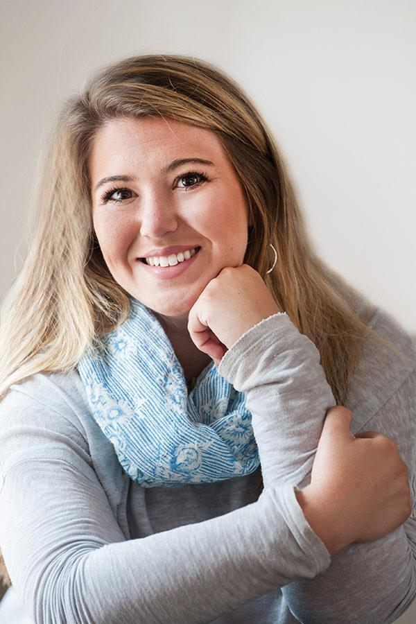 Haley Geller | Founder | Graphic & Web Design | Rockfish Media Staff