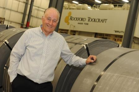 Rockford Toolcraft, Inc  earns recognition as a John Deere