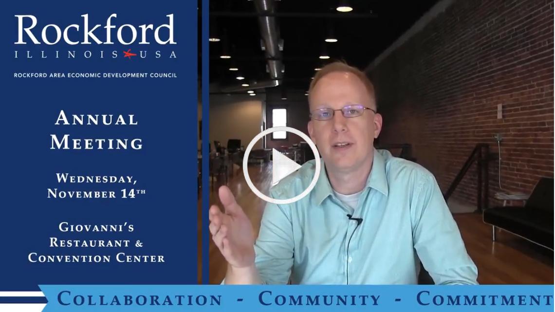Don Harkey - Annual Meeting Video ScreenShot