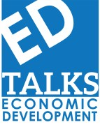 ED Talks Logo - Economic Development