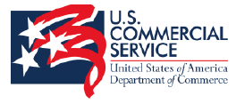 US Comercial Service Logo - United State Department of Commerce - Export Services