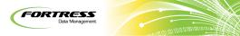 Fortress Data Management logo
