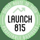 Launch 815 Logo