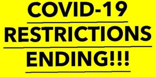 My thoughts on ending all Covid-19 restrictions in the UK