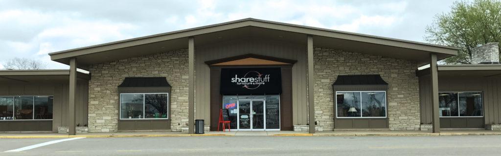 Rockford Sharestuff Upscale Thrift Stores