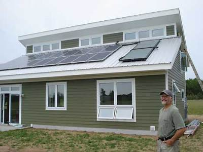 Rockford man builds state s most energy efficient house   twice   The     New state energy codes are forcing builders to more efficient homes