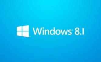 Windows 8.1 image