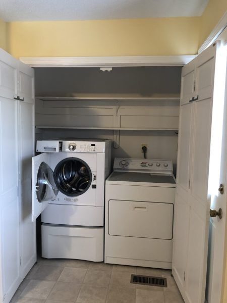 #60 Rockhaven Drive - Laundry