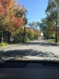 Fall in Glastonbury, CT - Intersection of Hubbard & Butterball