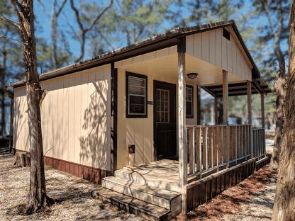 Bare Essentials Cabin