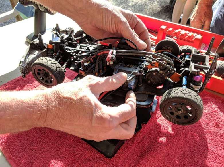 Rock Haven R/C Car Repair
