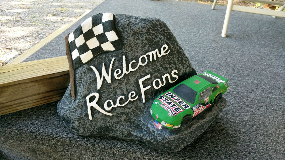 Rock Haven Welcomes Race Fans