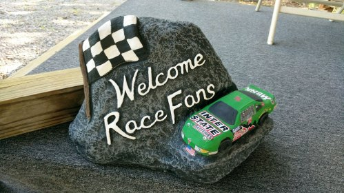 Rock Haven Welcomes Race Fans