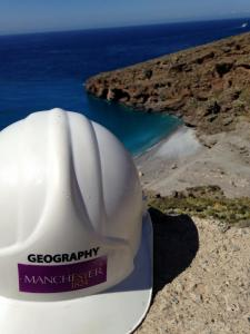An excursion from Manchester to the beautiful blues of Crete. Copyright: Abi Stone