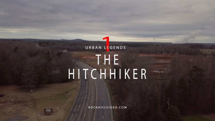 "Urban Legends Ep.1 ""The Hitchhiker"""