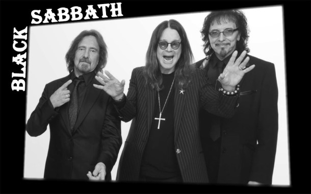 Интервью с Black Sabbath перед THE END