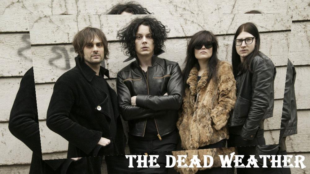 Группа The Dead Weather в полном составе (фото)