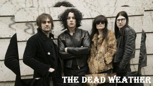 The Dead Weather: психоделические шедевры от признанных рок-гениев