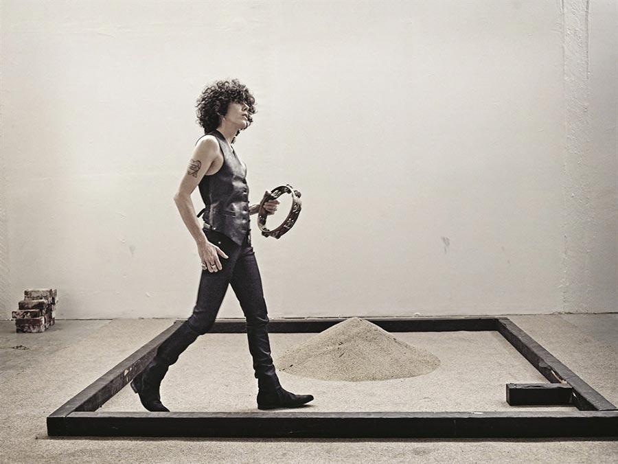 LP законодательница нового рок-н-рольного стиля (фото)