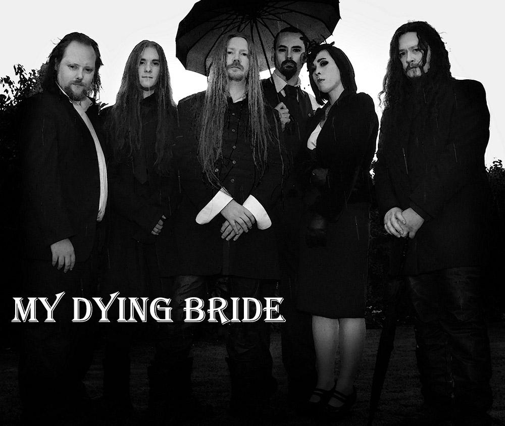 My Dying Bride (фото)