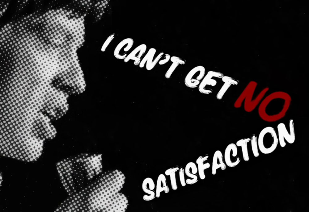 The Rolling Stones «(I Can't Get No) Satisfaction» (фото)