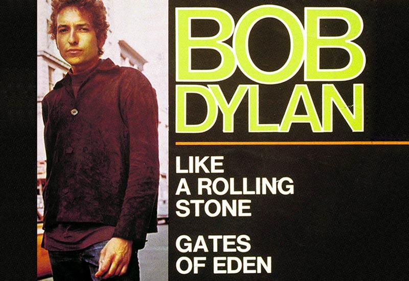Bob Dylan —Like a Rolling Stone: история рок-хита №1