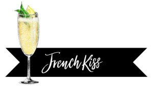 champagne french kiss