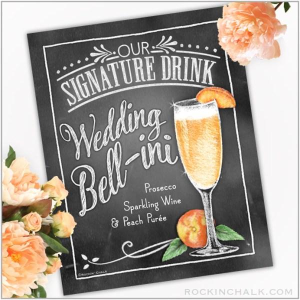 Wedding Bell-ini