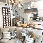 Rustic Farmhouse Style Design Interior 62
