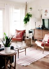 Furniture on budget for apartment living room 41