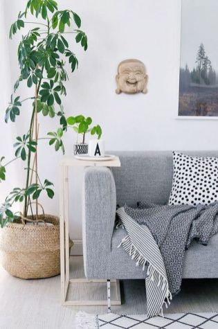 Furniture on budget for apartment living room 9