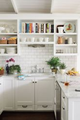 Rustic And Classic Wooden Kitchen Cabinet 13