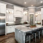 Rustic And Classic Wooden Kitchen Cabinet 18