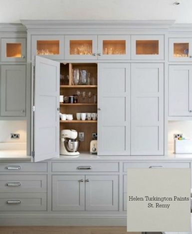 Rustic And Classic Wooden Kitchen Cabinet 30