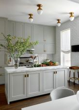 Rustic And Classic Wooden Kitchen Cabinet 9