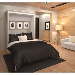 Saving space with creative folding bed ideas 38