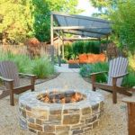 Texas Style Front Yard Decoration Landscaping