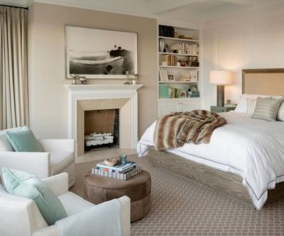 Inspiring Simple And Comfortable Bedroom Design and Layout 46