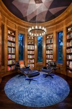 Home Library Design and Decorations Ideas 31