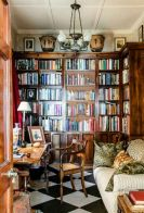 Home Library Design and Decorations Ideas 39