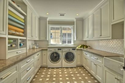 Awesome Laundry Room Design Ideas 4