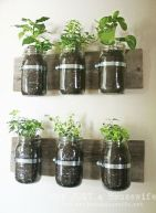 Simple Vertical Garden46