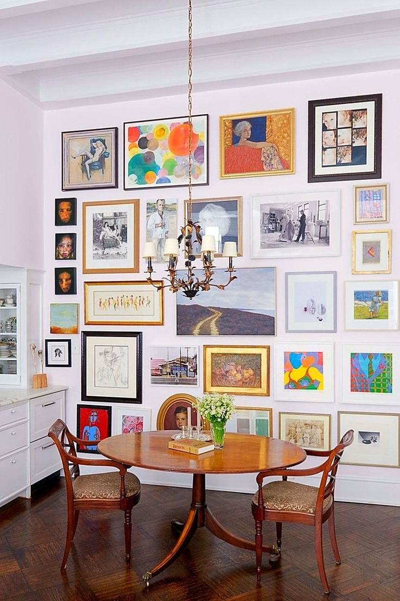 Simple Wall Hanging Decorating Tips 8